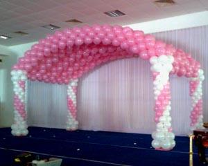Pageant Stage Decorations