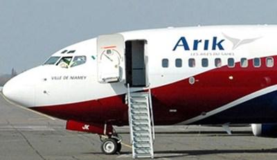 arik air cabin crew members arrested