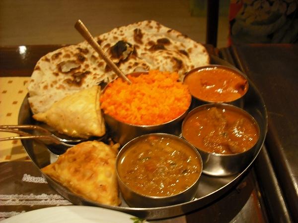 Tandoor: o meu restaurante indiano preferido