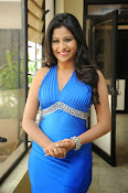 Manali Rathod photos in blue-thumbnail-11