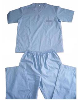Vestuario quirúrgico