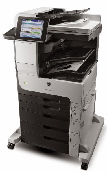HP LaserJet Enterprise MFP M725z (CF068A)