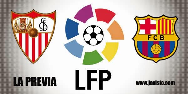 Previa Sevilla FC Vs FC Barcelona