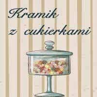 Kramik z cukierkami :)