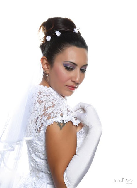 BRIDAL MAKEUP: How to Do Your Own Wedding Makeup Womanly ...