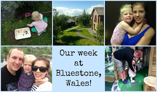 Bluestone, Wales review