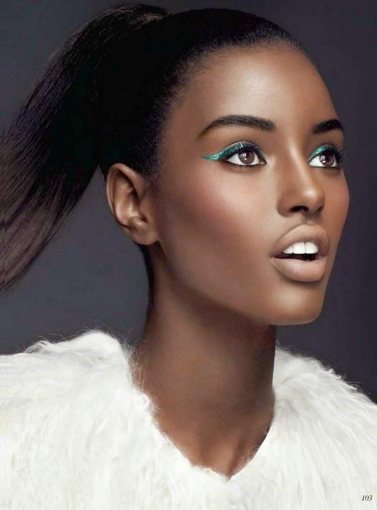 Mujeres negras bonitas y desnudas pics 24