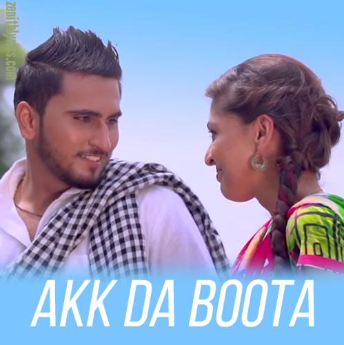 Akk Da Boota - Nevvy Virk