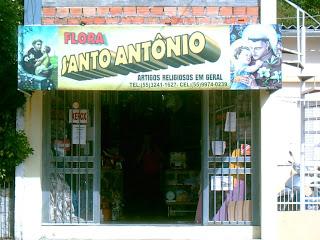 FLORA SANTO ANTÔNIO