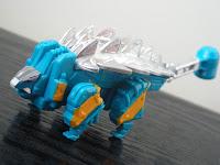 Bandai Minipla Candy Toy Super Sentai Kyoryuger Ankydon Kyoryu Cyan