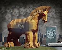 L'agenda 21 de l'ONU ou comment dépeupler la Terre Trojhorse_dees