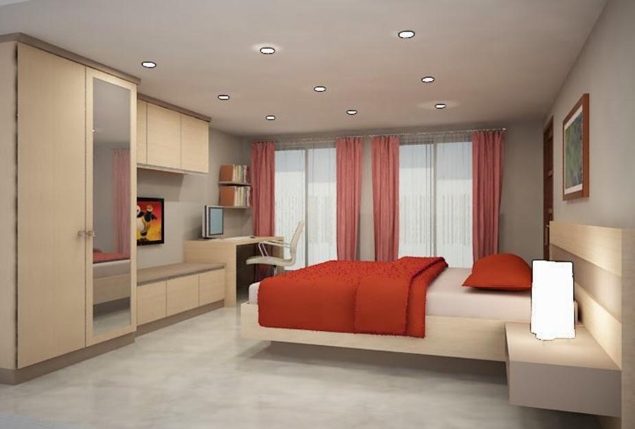 10 contoh kamar tidur minimalis paling top