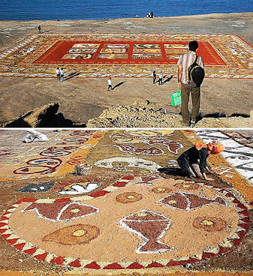 Sand Carpet