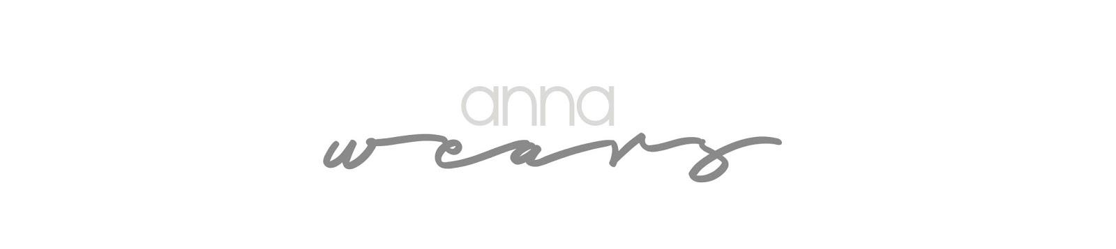 Anna Wears.