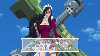 One Piece Episode 618 Subtitle Indonesia