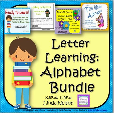 http://www.teacherspayteachers.com/Product/Letter-Learning-Alphabet-Bundle-886469