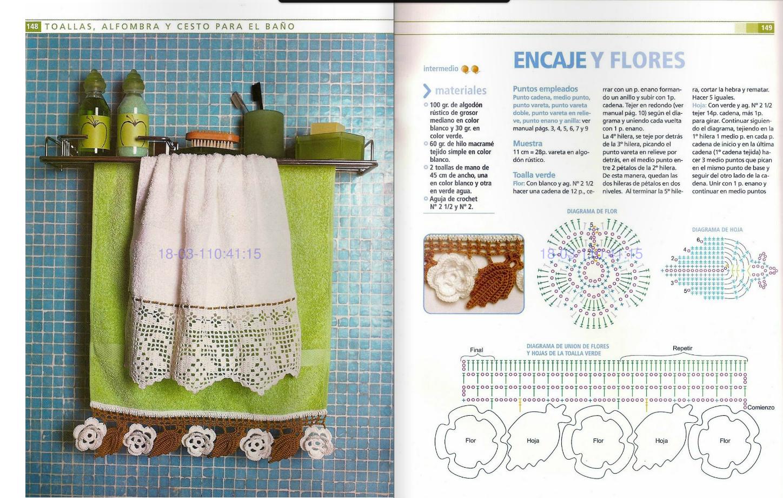 Crochetpedia crochet books online home decor patterns for Crochet decorations for home