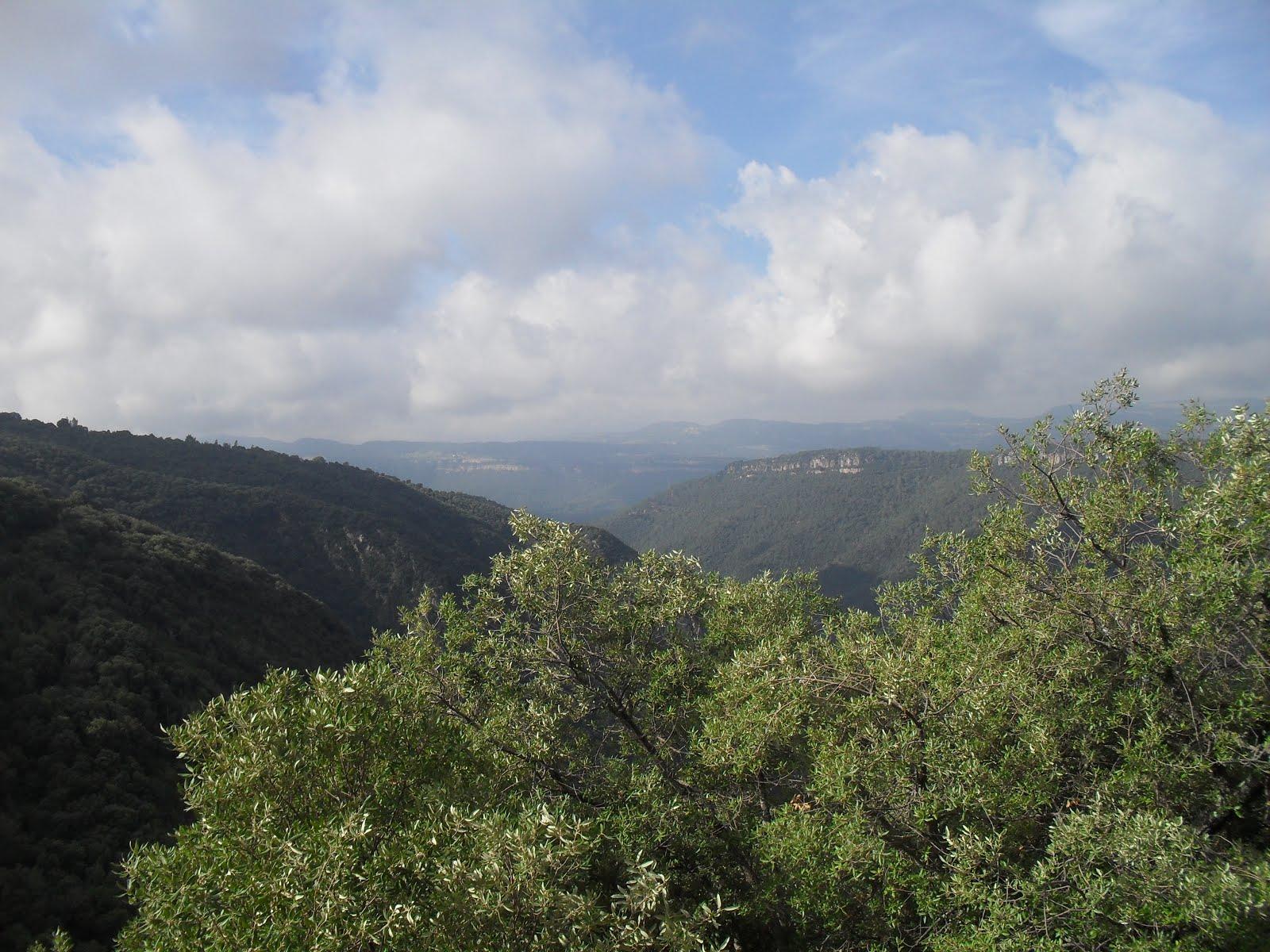 Aiguafreda. Octubre 2016