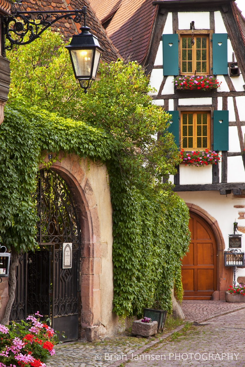 Eurotravelogue Guided Tour Through The Storybook Villages Of