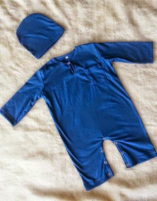 romper baju melayu serap peluh cotton t-shirt 1 piece cap topi kupiah long sleeve jumper bayi lelaki baby boy