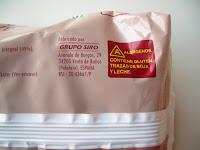 Grupo Siro fabrica las tortitas de avena y arroz Hacendado de Mercadona.