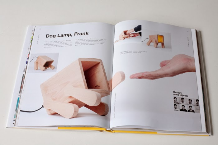 dog lamp by pana objects