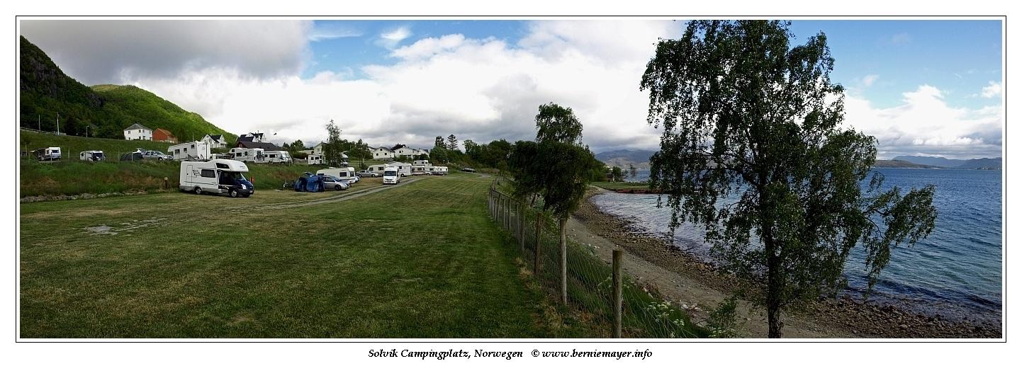Solvik Campingplatz