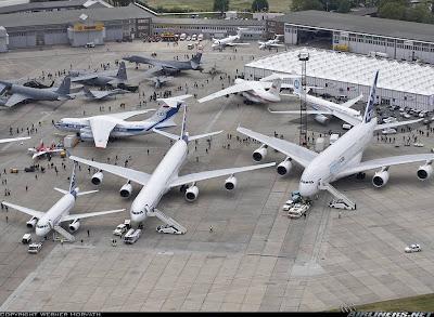 worlds biggest plane