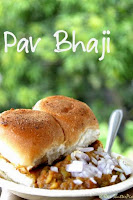 pav bhajji recipe to make at home, easy pav bhaji recipe