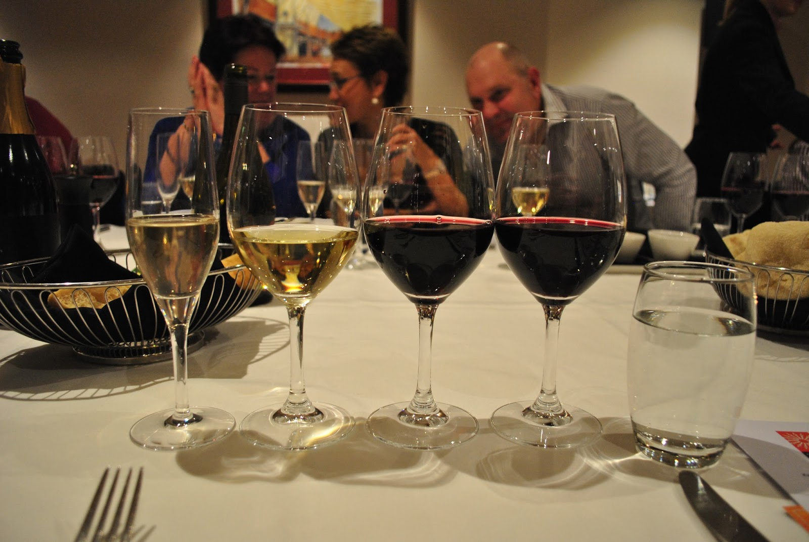 National Wine Centre of Australia, Adelaide, Kangaroo Island Wine Dinner