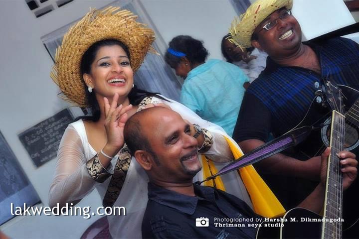 Birthday celebration of Nadeesha Hemamali