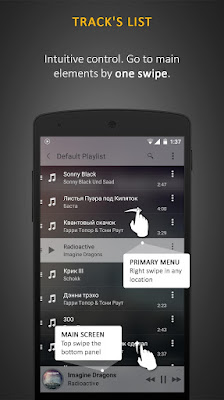 Stellio Music Player 4.581 APK for Android
