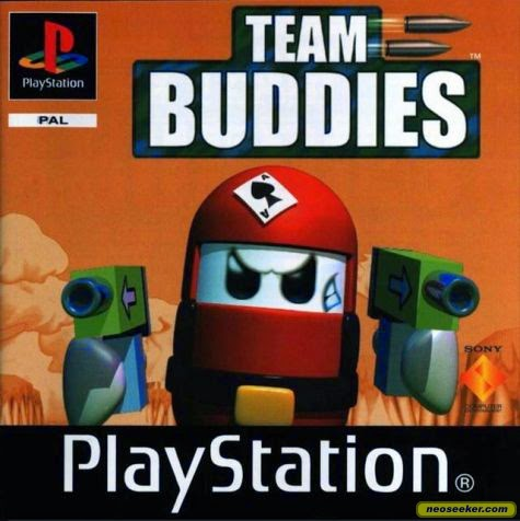 Download Team Buddies PSX,Download Team Buddies Iso,