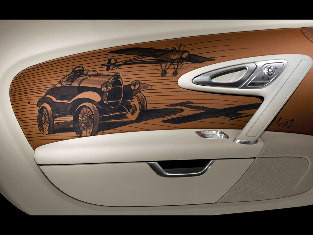 just a car guy taking car art to the interior of the bugatti veryron vitesse. Black Bedroom Furniture Sets. Home Design Ideas