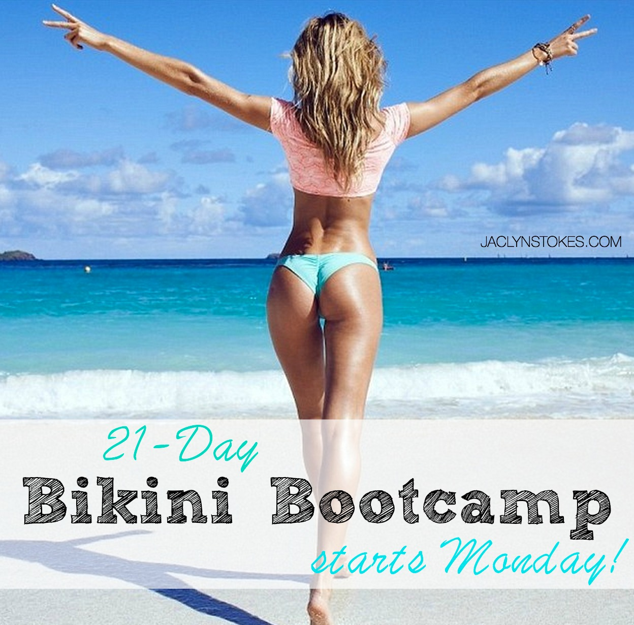 Bikini boot camp recipes