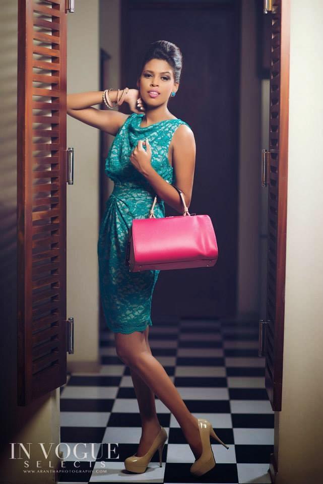 Yanisha Ravi fashion