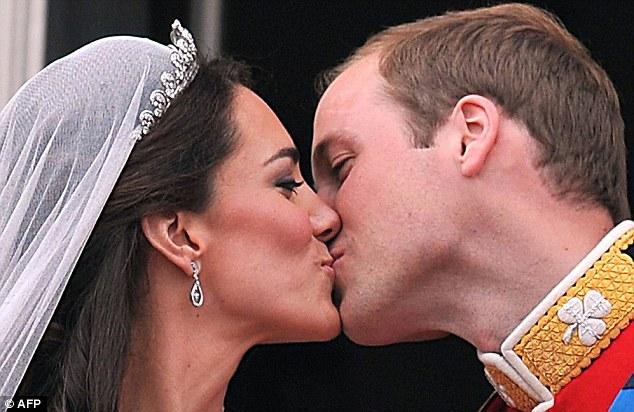home article kate middleton prince william kiss body language royal wedding