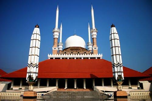 lokasi masjid besar kauman semarang letak masjid besar kauman semarang