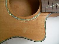 hand made hawaiian ukulele
