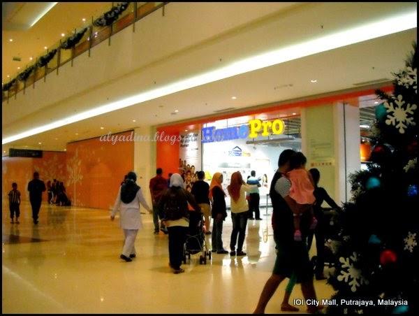 Shopping Complex Malaysia