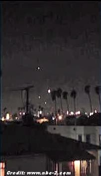 'National UFO Reporting Center got up to 200 calls between News Year's Eve'