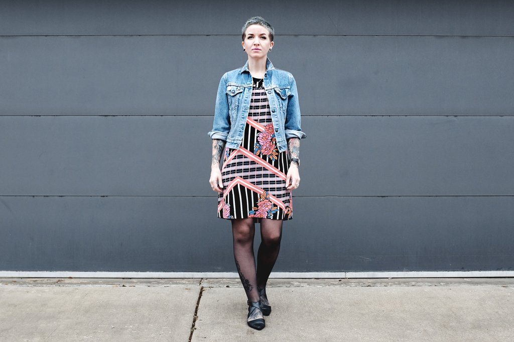 MINKPINK Mystic Garden Dress - Mini Penny Blog