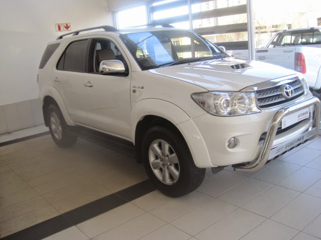 In Cape Town big sale of new and demo Toyotas and Automark vehicles