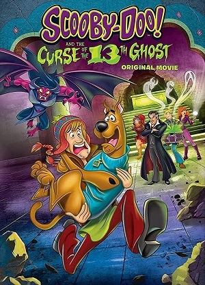Filme Scooby-Doo e a Maldição do 13º Fantasma 2019 Torrent