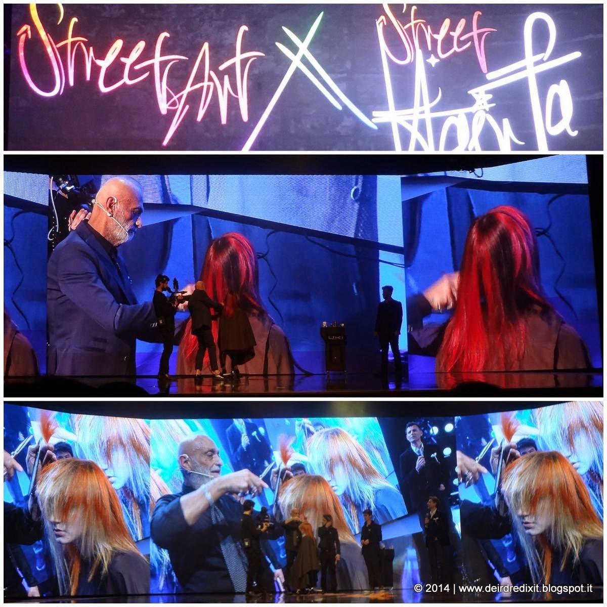 Hair Color Explosion Show - Maurizio Serretti