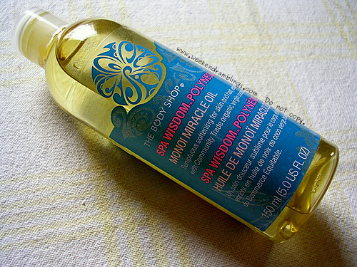tbs polynesian monoi miracle spa wisdom body oil reviews ingredients almonds