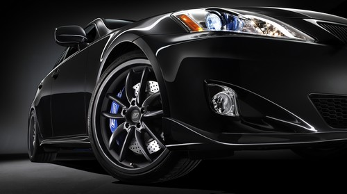 2011 Lexus IS-F  sports sedan  Get New Upgrade