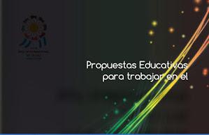 Propuestas Educativas para trabajar en el