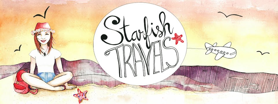 Starfish Travels