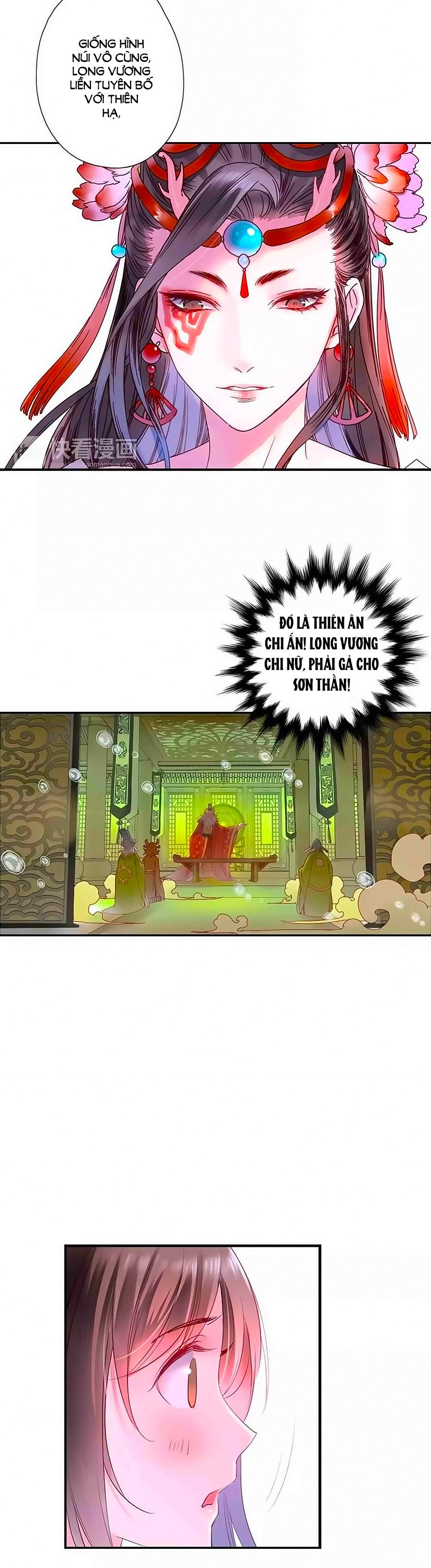Sơn Thần và Tiểu Táo 2 Chap 13 - Next Chap 14